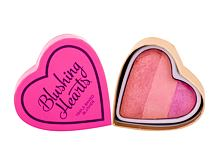 Rumenilo Makeup Revolution London I Heart Makeup Blushing Hearts 10 g Blushing Heart
