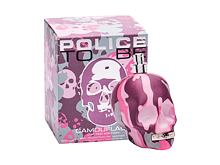 Parfemska voda Police To Be Camouflage Pink 125 ml
