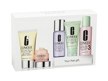 Gel za lice Clinique Daily Essentials Combination Skin 50 ml Poklon setovi
