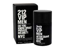 Vodica nakon brijanja Carolina Herrera 212 VIP Men 100 ml
