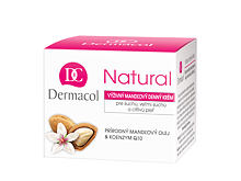 Dnevna krema za lice Dermacol Natural Almond 50 ml