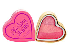 Rumenilo Makeup Revolution London I Heart Makeup Blushing Hearts 10 g Candy Queen Of Hearts
