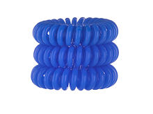Gumice za kosu Invisibobble The Traceless Hair Ring 3 kom Blue