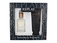 Toaletna voda Replay Jeans Original! For Him 30 ml Poklon setovi