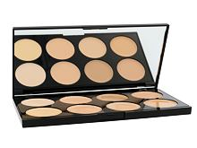 Korektor Makeup Revolution London Ultra Cover And Conceal Palette 10 g Light