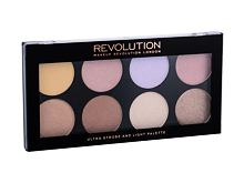 Highlighter Makeup Revolution London Ultra Strobe And Light Palette 11,5 g