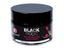 Gel za lice Dermacol Black Magic 50 ml