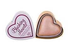 Highlighter Makeup Revolution London I Heart Revolution Blushing Hearts 10 g Goddess Of Faith