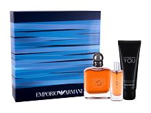 Parfemska voda Giorgio Armani Emporio Armani Stronger With You Intensely 100 ml Poklon setovi