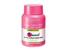 Odstranjivač laka za nokte BOURJOIS Paris 1 Second 75 ml
