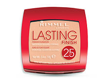 Tekući puder Rimmel London Lasting Finish 25hr Powder Foundation 7 g 001 Light Porcelain