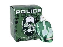 Toaletna voda Police To Be Camouflage 125 ml