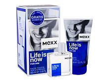 Toaletna voda Mexx Life Is Now For Him 50 ml Poklon setovi