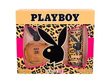 Toaletna voda Playboy Play It Wild For Her 90 ml Poklon setovi