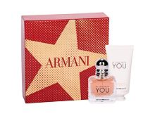 Parfemska voda Giorgio Armani Emporio Armani In Love With You 30 ml Poklon setovi