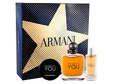 Toaletna voda Giorgio Armani Emporio Armani Stronger With You 100 ml Poklon setovi