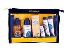 Uljni gel za tuširanje L´Occitane Shea Butter Essentials Beauty Set 75 ml Poklon setovi