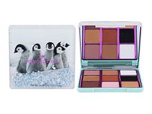 Sjenilo za oči Makeup Revolution London I Heart Revolution Snow Globe 13,5 g Penguin