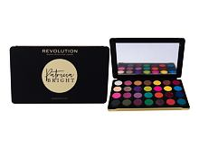 Sjenilo za oči Makeup Revolution London X Patricia Bright 33,6 g Rich In Life
