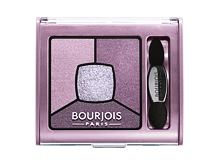Sjenilo za oči BOURJOIS Paris Smoky Stories Quad Eyeshadow Palette 3,2 g 07 In Mauve Again