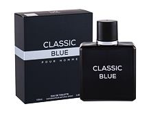 Toaletna voda Mirage Brands Classic Blue 100 ml