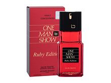 Toaletna voda Jacques Bogart One Man Show Ruby Edition 100 ml