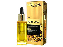 Serum za lice L´Oréal Paris Nutri-Gold Extraordinary Oil 30 ml