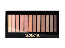 Sjenilo za oči Makeup Revolution London Redemption Palette Iconic 3 14 g