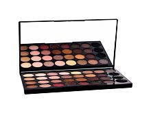 Sjenilo za oči Makeup Revolution London Ultra Eyeshadows Palette Flawless 16 g