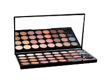 Sjenilo za oči Makeup Revolution London Ultra Eyeshadows Palette Flawless Matte 16 g