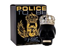 Toaletna voda Police To Be The King 125 ml