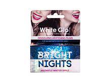 Izbjeljivanja zuba White Glo Bright Nights Whitening Films 6 kom