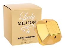 Parfemska voda Paco Rabanne Lady Million 80 ml Testeri