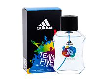 Toaletna voda Adidas Team Five 50 ml