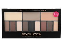 Sjenilo za oči Makeup Revolution London Ultra Eye Contour Light & Shade