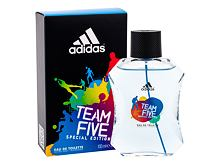 Toaletna voda Adidas Team Five Special Edition 100 ml