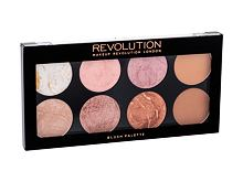 Rumenilo Makeup Revolution London Blush Palette 13 g Golden Sugar