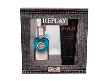 Toaletna voda Replay True For Him 30 ml Poklon setovi