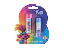 Balzam za usne DreamWorks Trolls World Tour  Duo Kit 4,2 g Poklon setovi