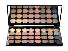 Sjenilo za oči Makeup Revolution London Ultra Eyeshadows Palette Flawless Matte