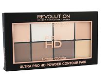 Puder Makeup Revolution London Ultra Pro HD Powder Contour Palette