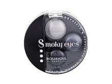 Sjenilo za oči BOURJOIS Paris Smoky Eyes 4,5 g 01 Gris Dandy