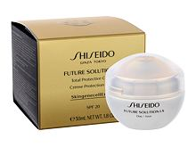 Dnevna krema za lice Shiseido Future Solution LX Total Protective Cream SPF20 50 ml