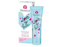 Dnevna krema za lice Dermacol Love My Face Moisturizing Care 50 ml