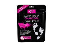 Krema za stopala Xpel Body Care Charcoal Foot Pack 1 kom