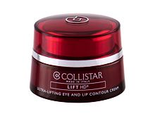 Krema za područje oko očiju Collistar Lift HD Ultra-Lifting Eye and Lip Contour 15 ml