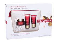 Dnevna krema za lice Clarins Super Restorative Collection 50 ml Poklon setovi