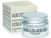 Krema za područje oko očiju L´Occitane Ultra Rich Eye Balm 15 ml