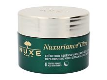 Noćna krema za lice NUXE Nuxuriance Ultra Replenishing Cream