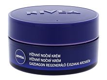 Noćna krema za lice Nivea Rich Regenerating Night Care 50 ml
